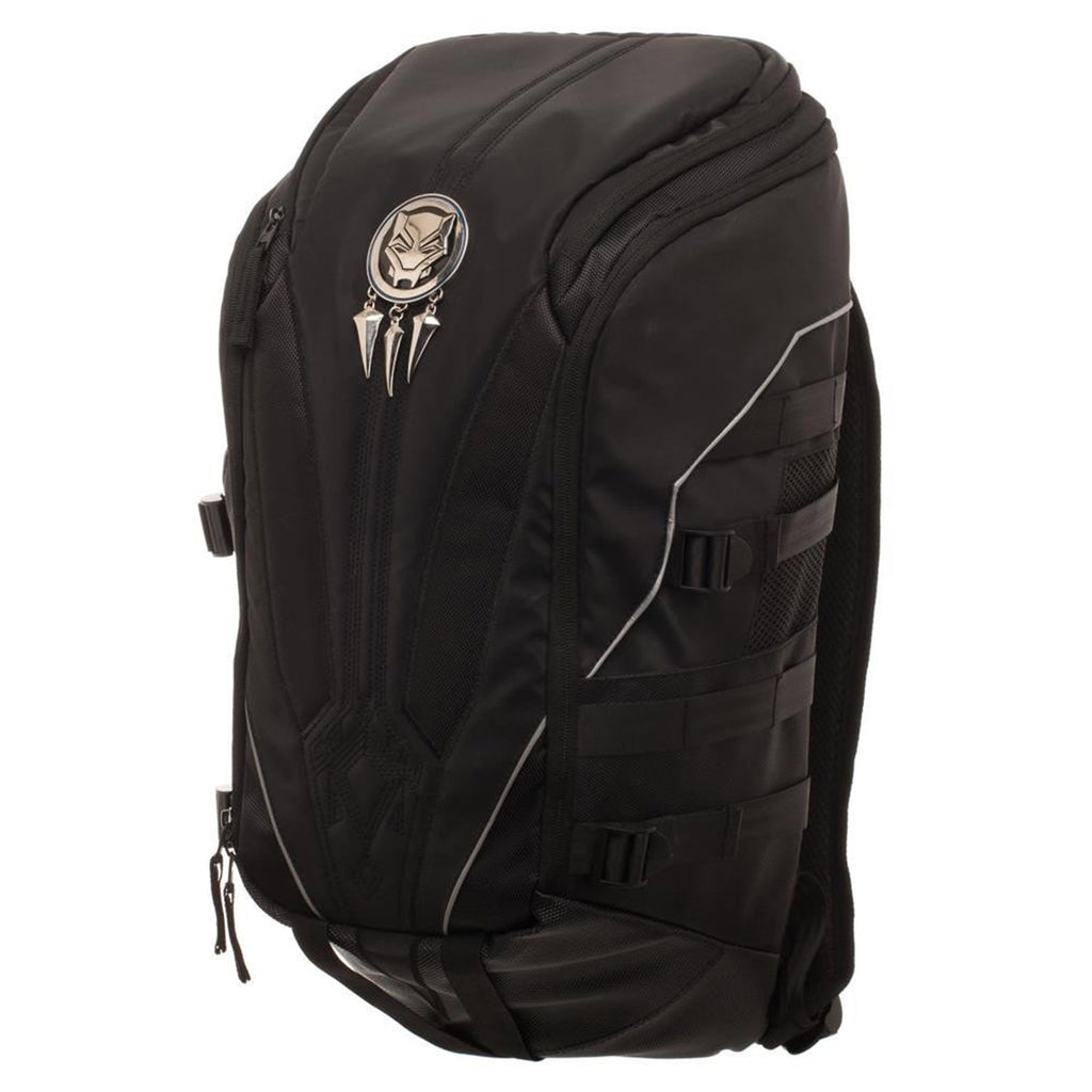 Marvel Black Panther Get This Man A Shield Laptop Backpack