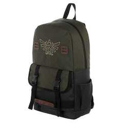 Backpack - Zelda Green Rucksack Backpack