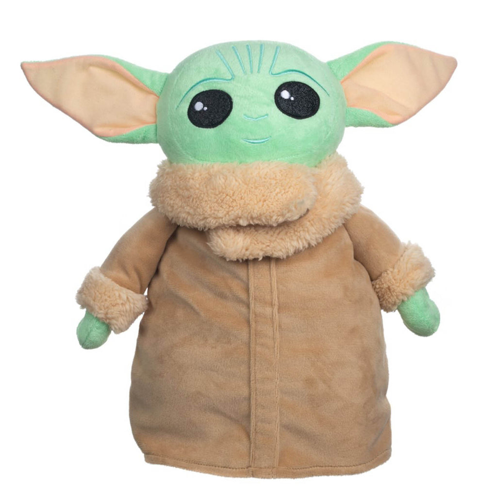 Bioworld Star Wars Mandalorian The Child Yoda Plush Back Accessory