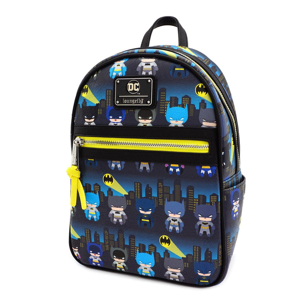 Loungefly Batman 80th Chibi Mini Backpack