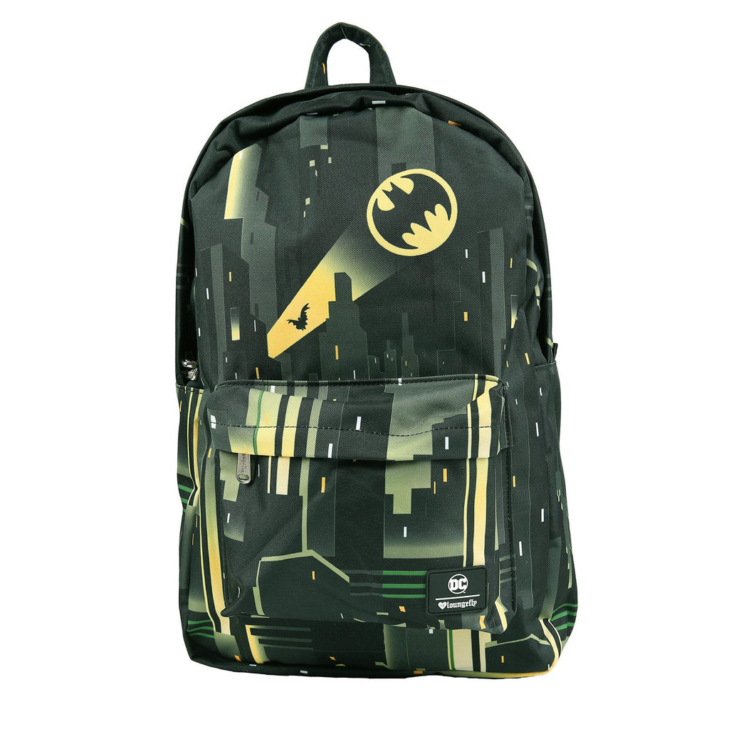 Loungefly DC Batman Signal Backpack