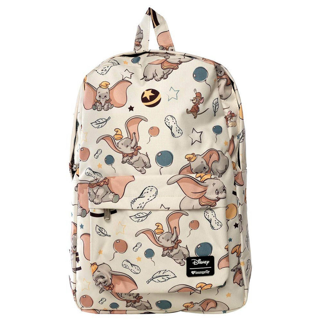 Loungefly Disney Dumbo Cute All Over Print Backpack