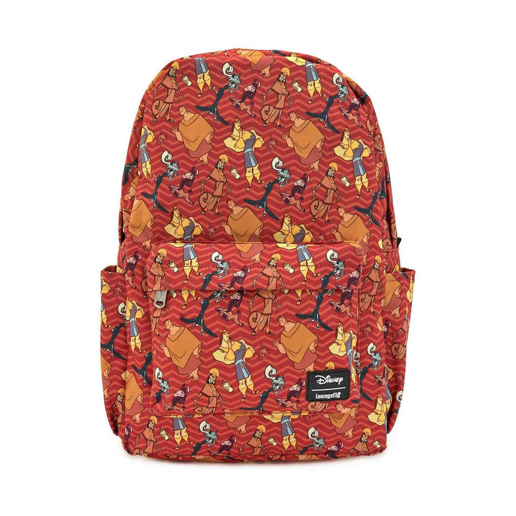 Loungefly Disney Emperor's New Groove Nylon Backpack