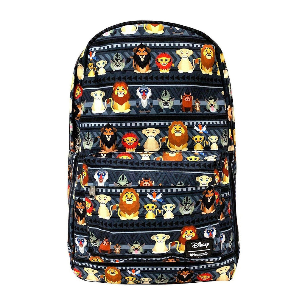Loungefly Disney Lion King All Over Print Backpack