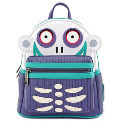 Backpacks - Loungefly Nightmare Before Christmas Barrel Mini Backpack
