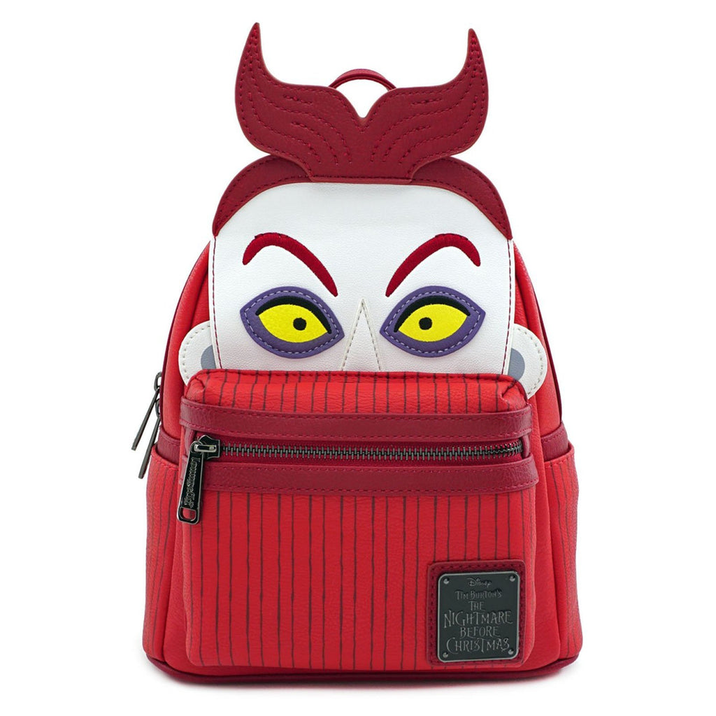 Loungefly Nightmare Before Christmas Lock Mini Backpack