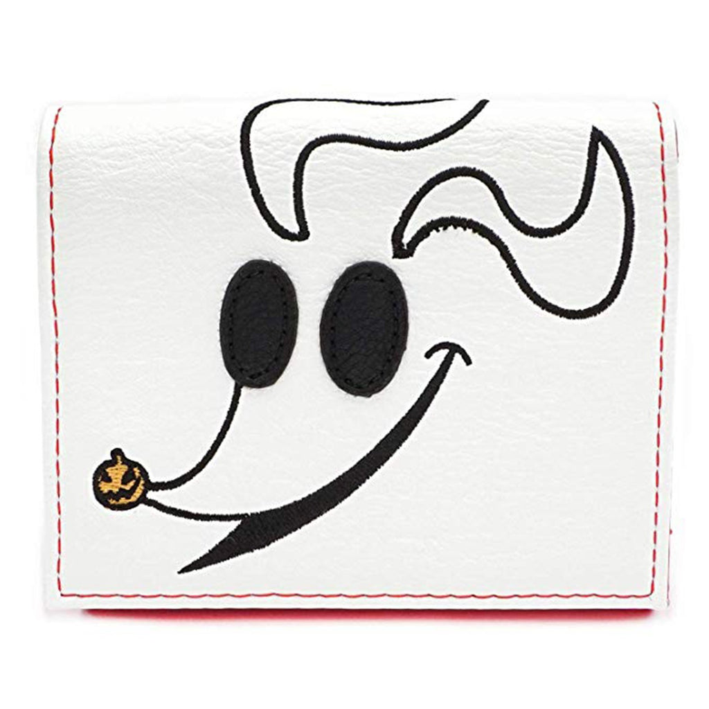 Loungefly Nightmare Before Christmas Zero Flip Wallet