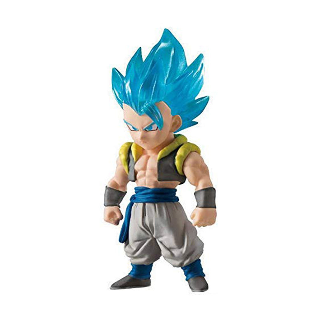 Bandai Dragon Ball Adverge 9 Movie Special SSGSS Gogeta Figure
