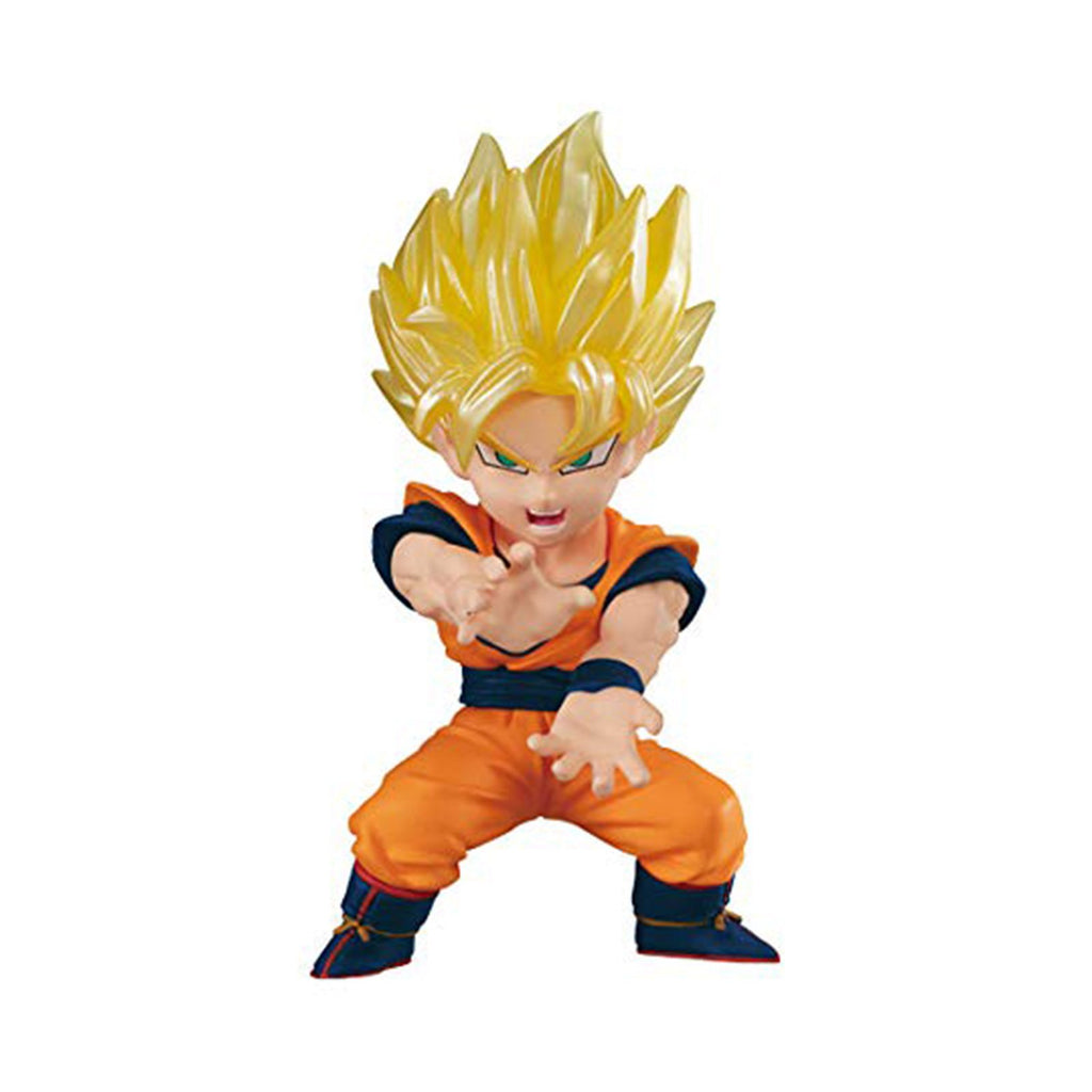 Bandai Dragon Ball Adverge Motion Super Saiyan Goku Figure