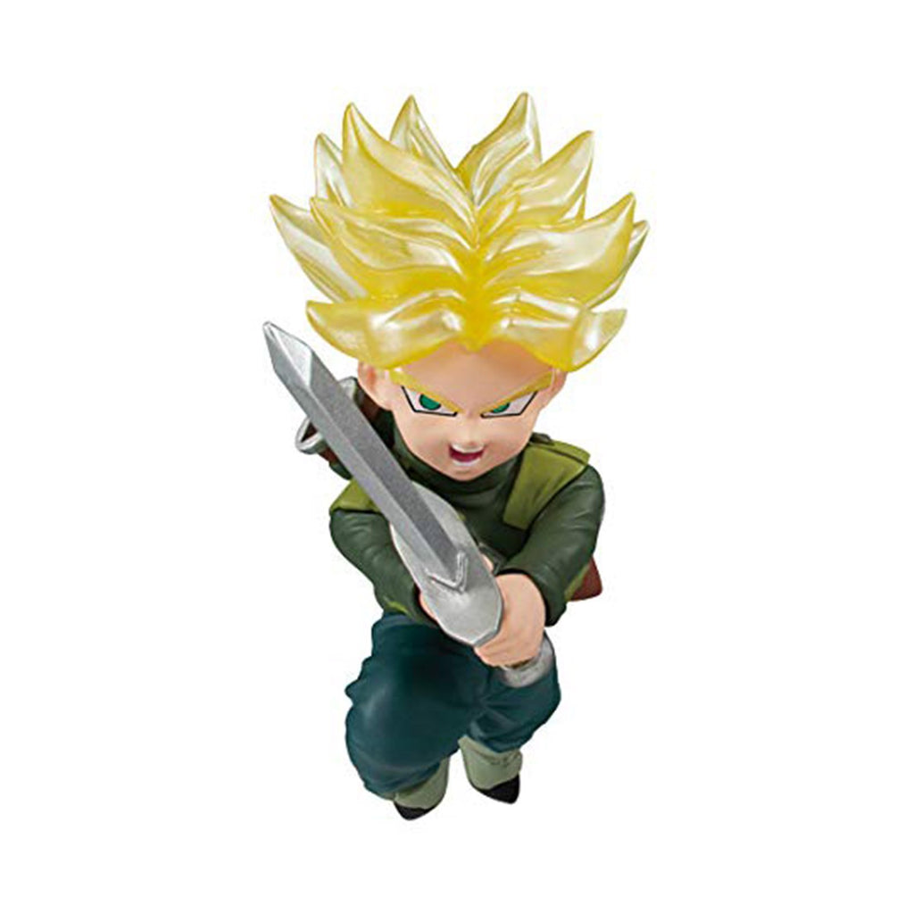 Bandai Dragon Ball Adverge Motion Super Saiyan Trunks Figure