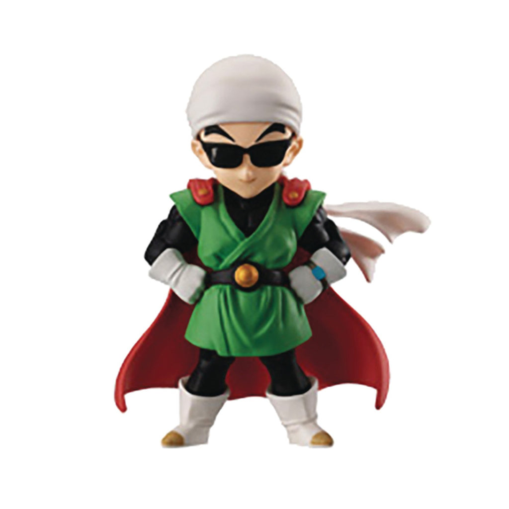 Bandai Dragon Ball Super Adverge 10 Great Saiyaman Without Helmet Figure