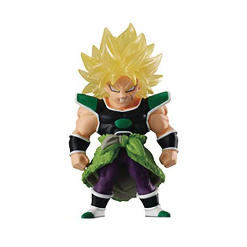 Bandai Dragon Ball Super Adverge 10 Super Saiyan Broly Figure