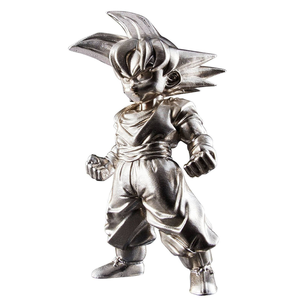 Bandai Dragon Ball Z Chogokin Goku Metal Mini Figure