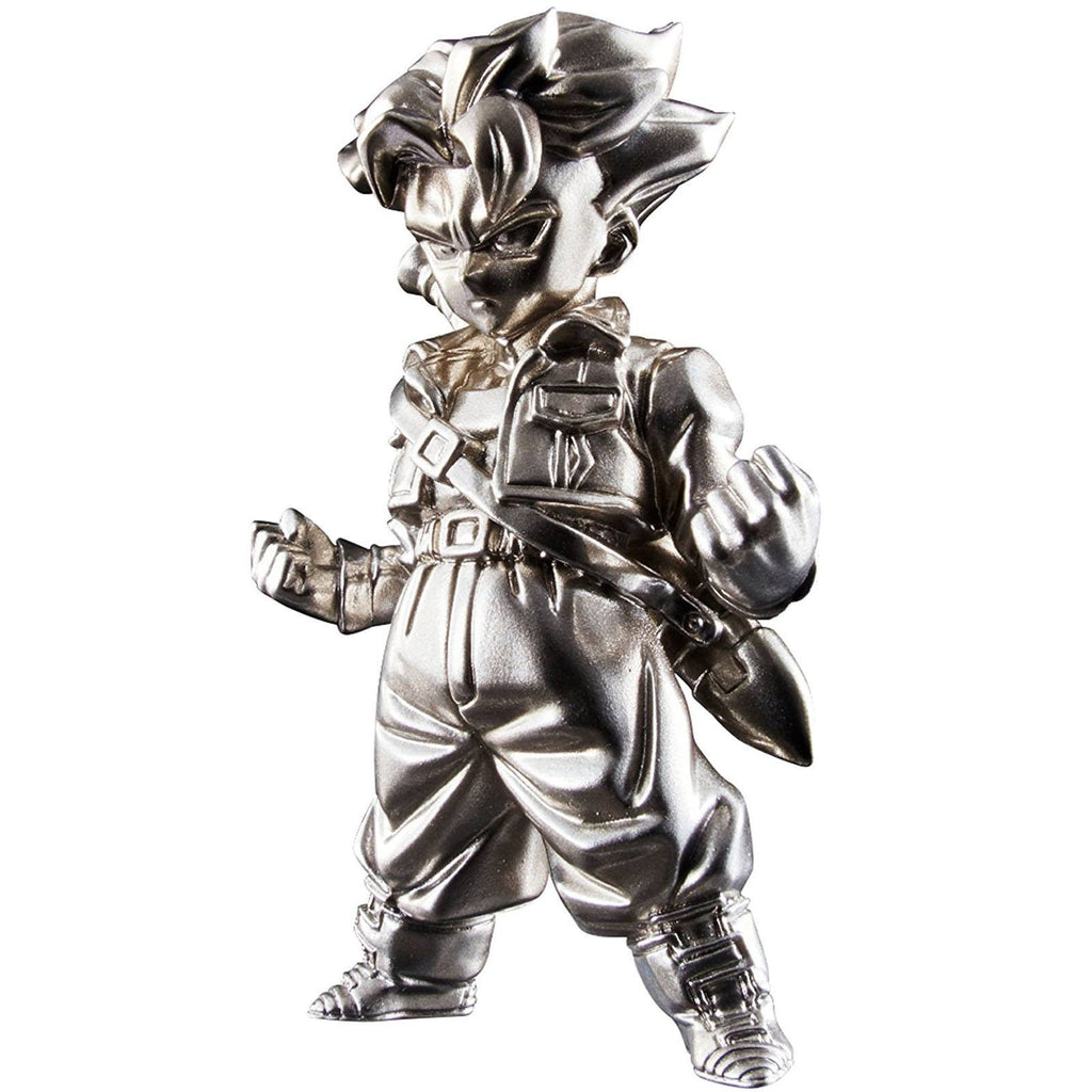 Bandai Dragon Ball Z Chogokin Trunks Metal Mini Figure