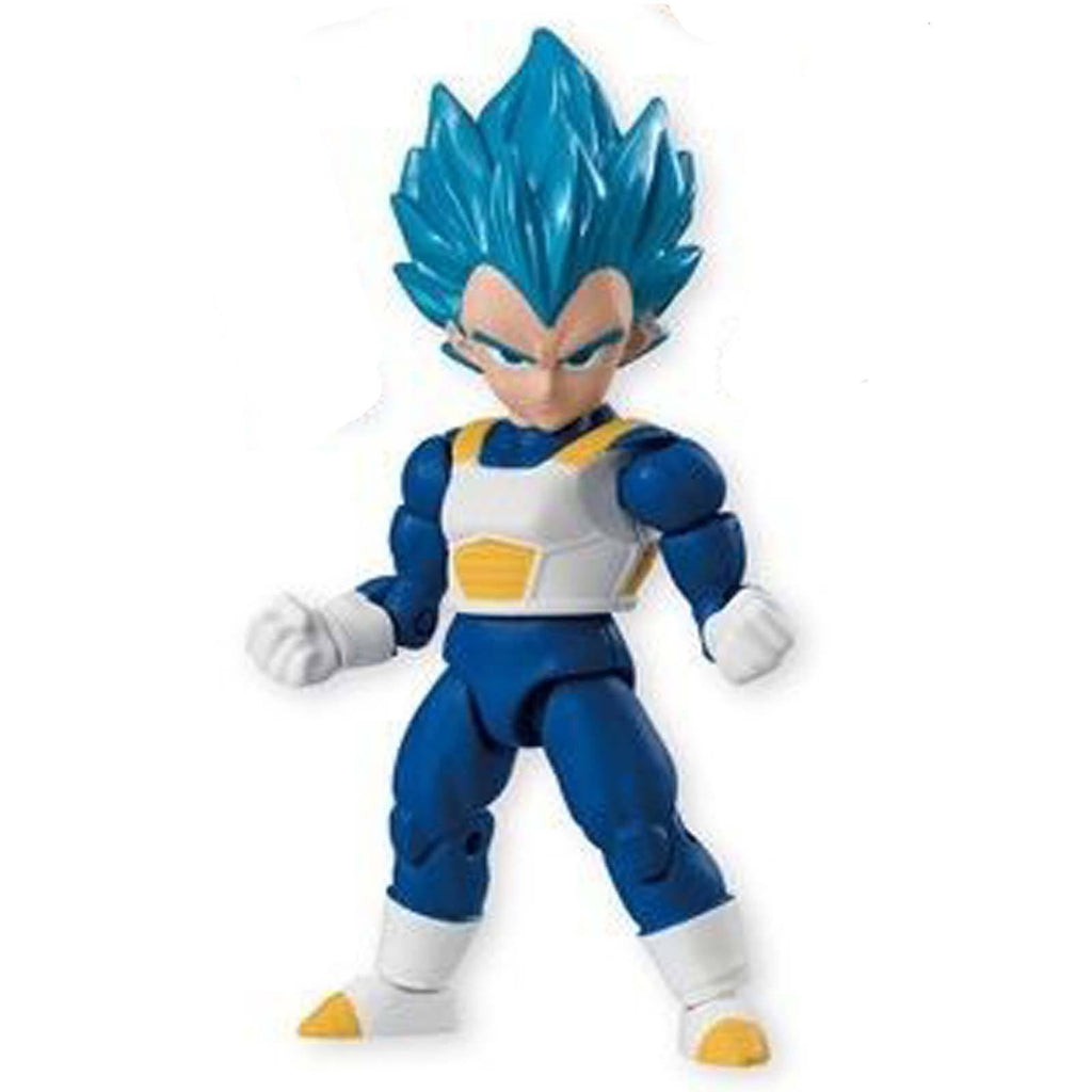 Bandai Dragon Ball Z Power 66 Collection SS God SS Vegeta Action Figure