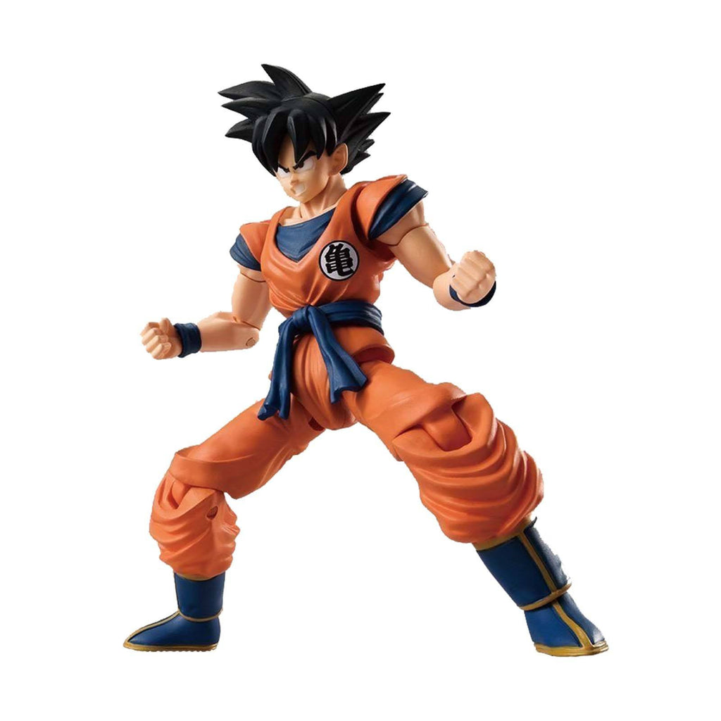 Bandai Dragon Ball Z Shodo 4 Son Goku Action Figure
