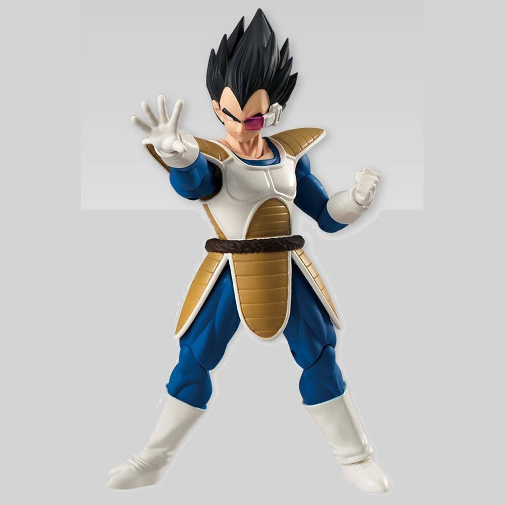 Bandai Dragon Ball Z Shodo 4 Vegeta Action Figure