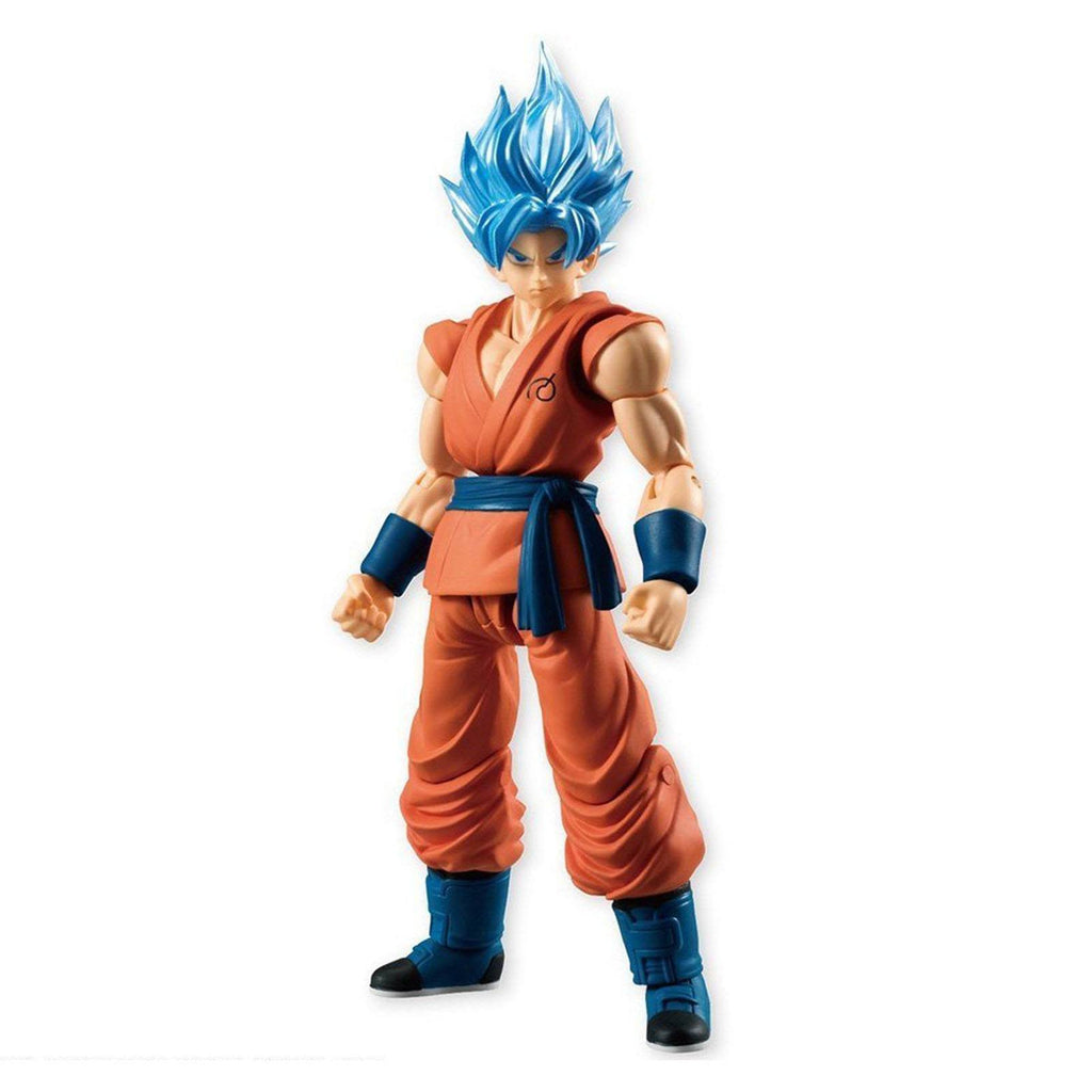 Bandai Dragon Ball Z Super Shodo God SS Son Goku Action Figure