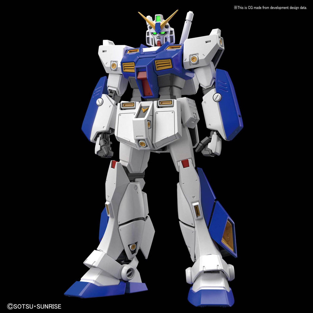 Bandai Gundam MG RX-78NT-1 Gundam NT-1 Model Kit