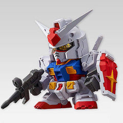Bandai Action Figures - Bandai Gundam Neo SD RX-78-2 Gundam Action Figure