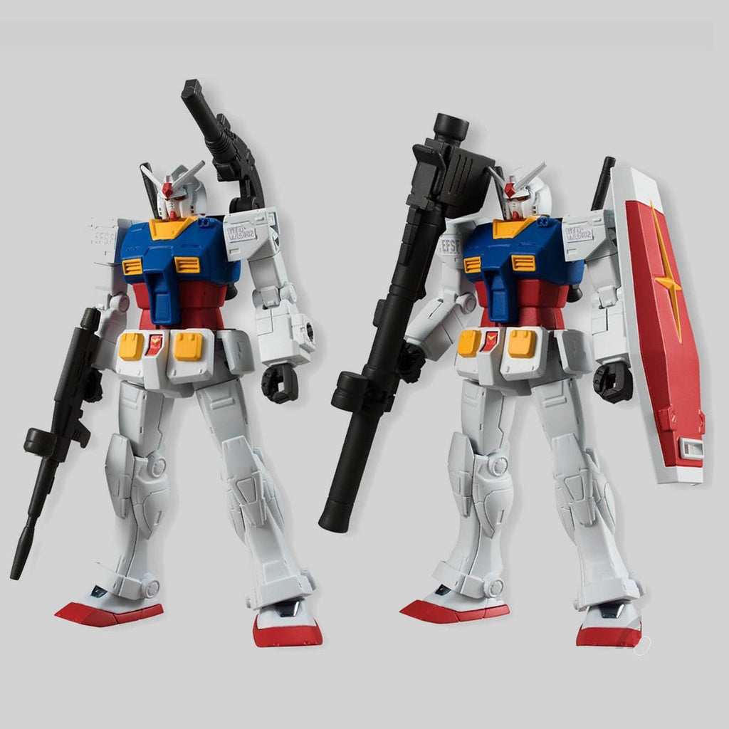 Bandai Gundam Universal Unit Volume 1 RX-78-02 Origin Action Figure