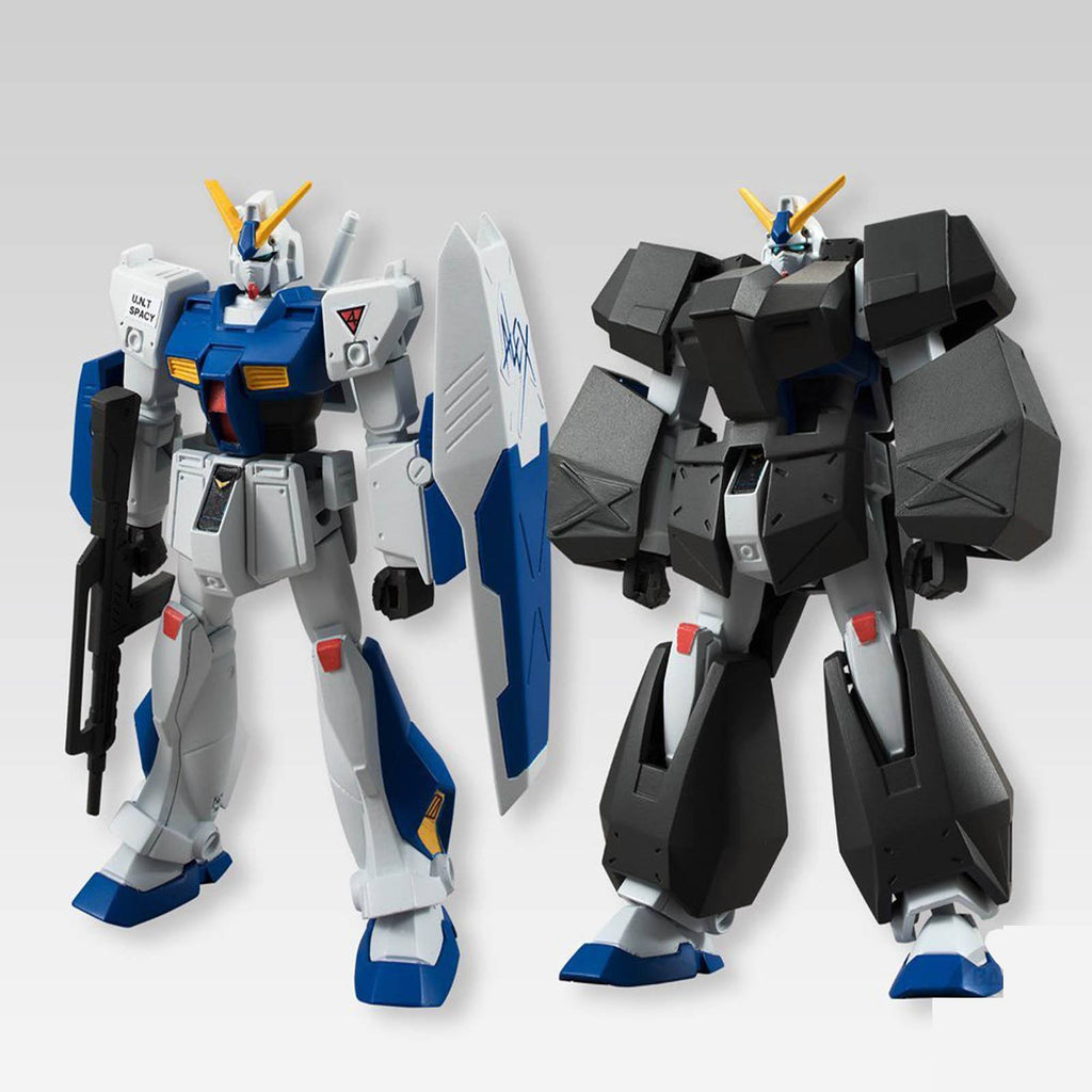 Bandai Gundam Universal Unit Volume 1 RX-78 NT-1 Alex Action Figure