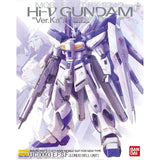 Bandai Action Figures - Bandai Hobby MG Hi-Nu Char's Counterattack Ver. KA Model Kit
