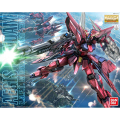 Bandai Action Figures - Bandai MG Gundam Seed Aegis Gundam GAT-X303 Model Kit