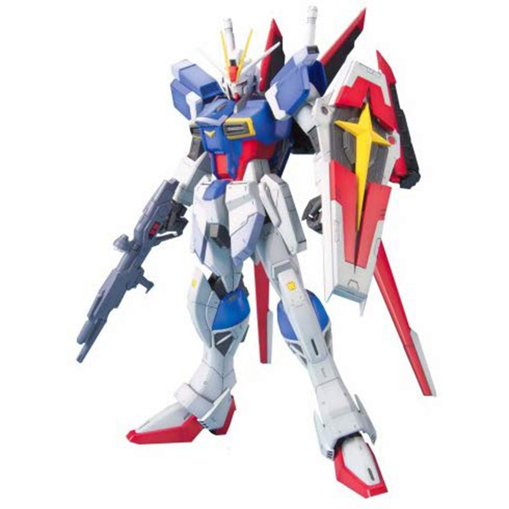 Bandai Action Figures - Bandai MG Gundam Seed Destiny Force Impulse Gundam Model Kit