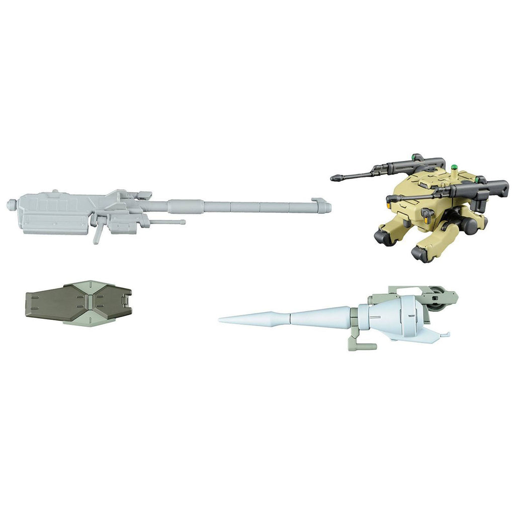 Gundam HG Orphans Customize Parts MS Option Set 1 And CGS Worker Model Kit
