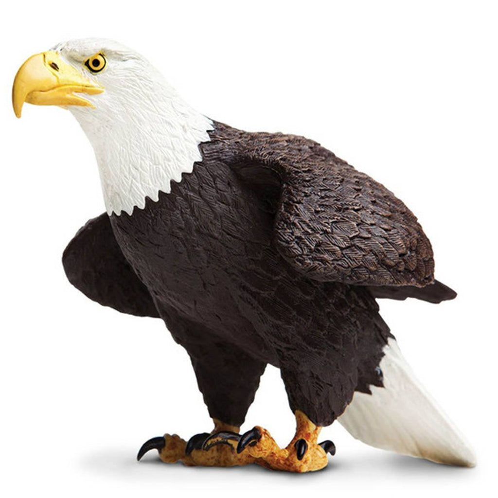 Bald Eagle Incredible Creatures Figure Safari Ltd