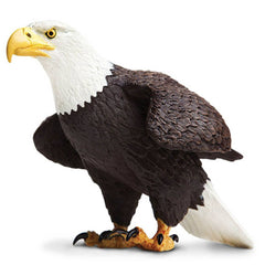 Bald Eagle Incredible Creatures Figure Safari Ltd - Radar Toys