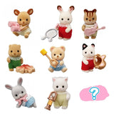 Blind Bag - Calico Critters Baby Camping Series Single Blind Bag Figure