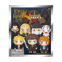 Lord Of The Rings Series 1 Blind Bag Mini Clip Figure