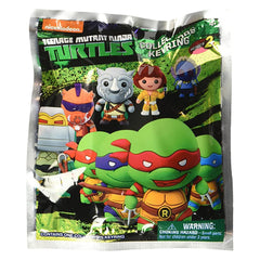 Teenage Ninja Turtles Series 2 Blind Bag Figure Keychain