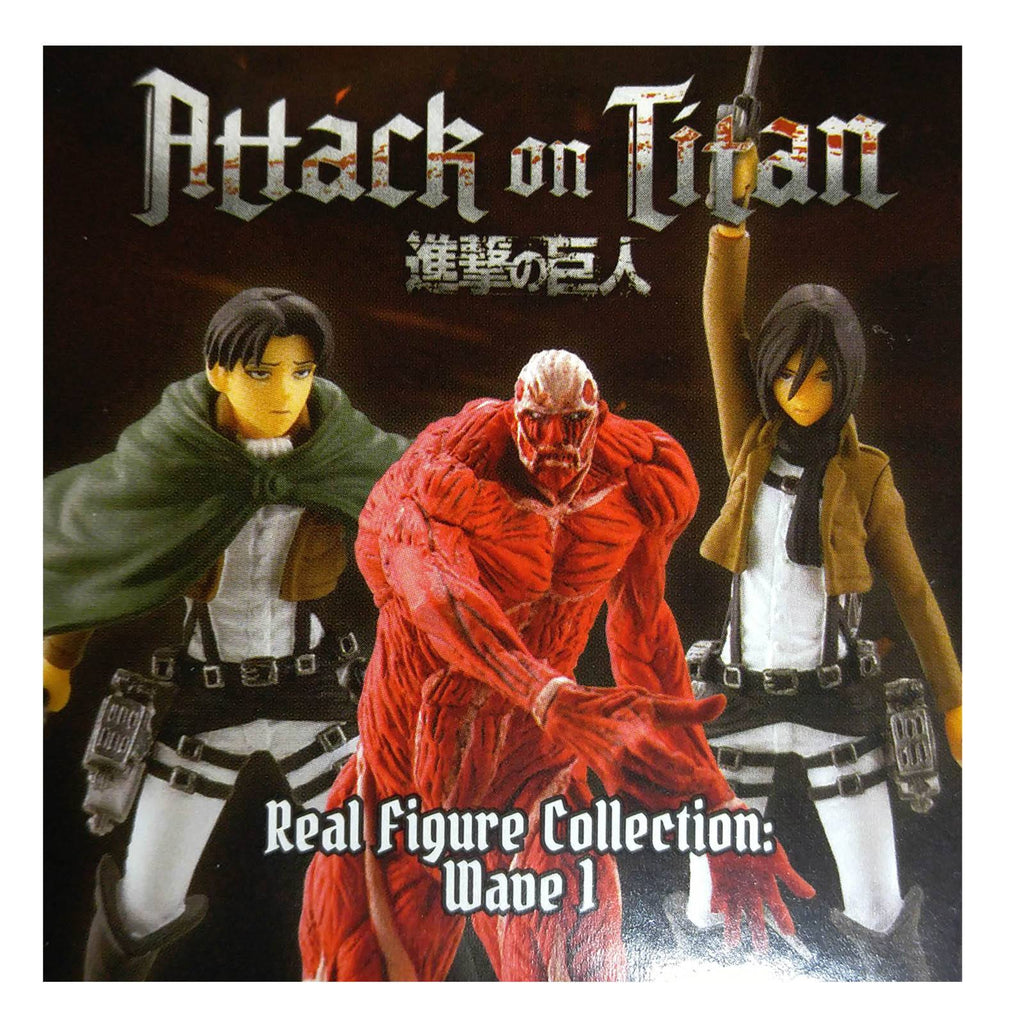 Attack On Titan Wave 1 Blind Box Real Figure