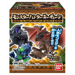 Bandai Monster Hunter Volume 1 Figure Keychain