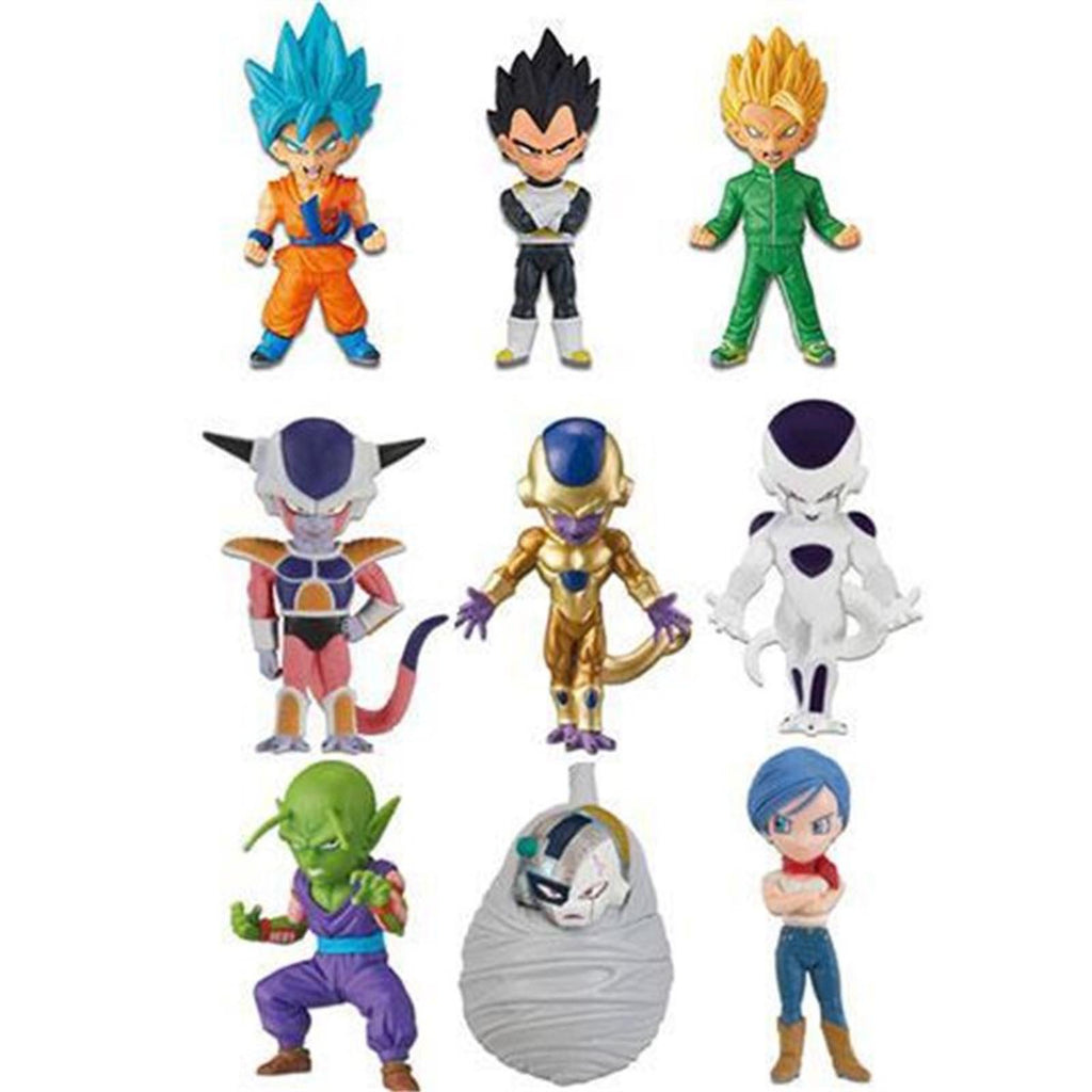 Blind Boxed Mystery Figures - Banpresto Dragon Ball Z Series 6 WCF Blind Box Mini Figure