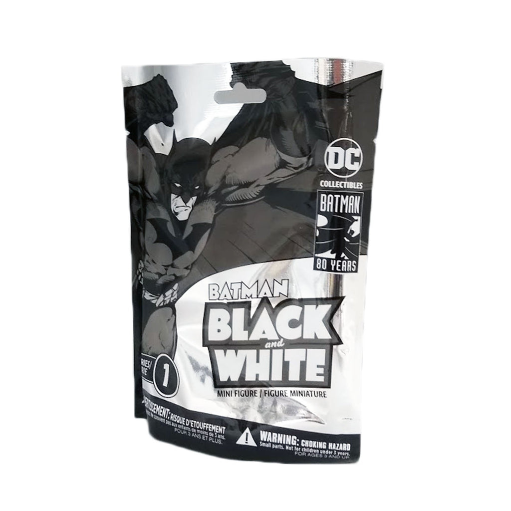 DC Collectibles Batman Black And White Series 1 Blind Bag Mini Figure