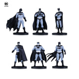 Blind Boxed Mystery Figures - DC Collectibles Batman Black And White Series 1 Blind Bag Mini Figure
