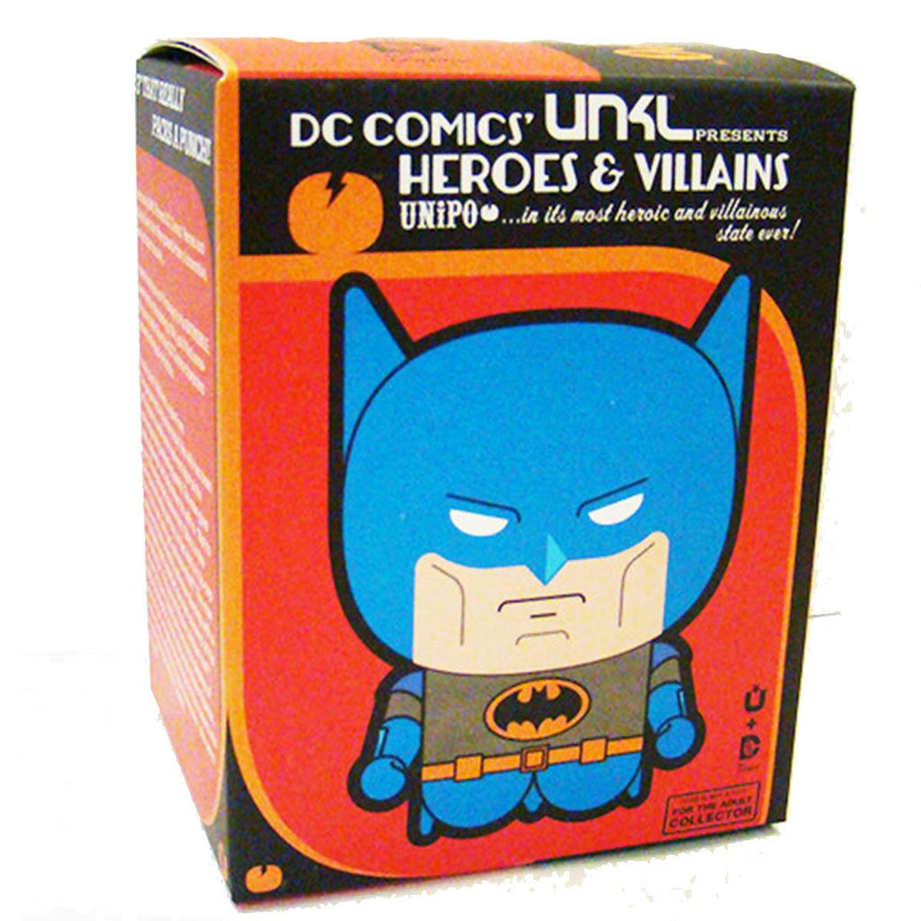 DC Heroes UNKL Model Mystery Box Vinyl Figure - Radar Toys