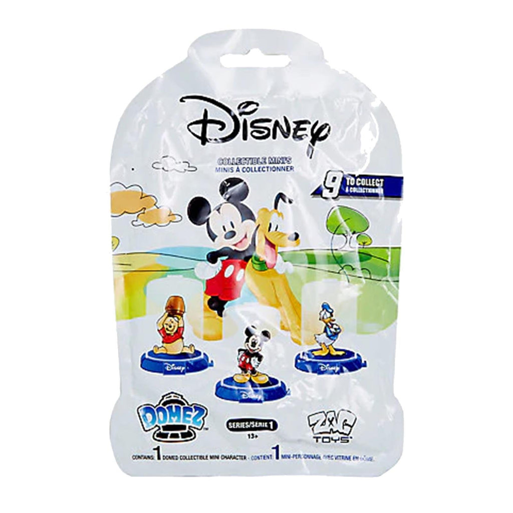 Disney Classic Domez Blind Bag Mini Figure
