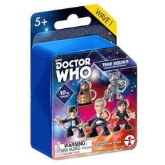 Doctor Who Time Squad Blind Box Character Figure Keychain