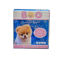 Blind Boxed Mystery Figures - Gund Boo Worlds Cutest Dog Series 5 Single Blind Box 3 Inch Plush 6056102