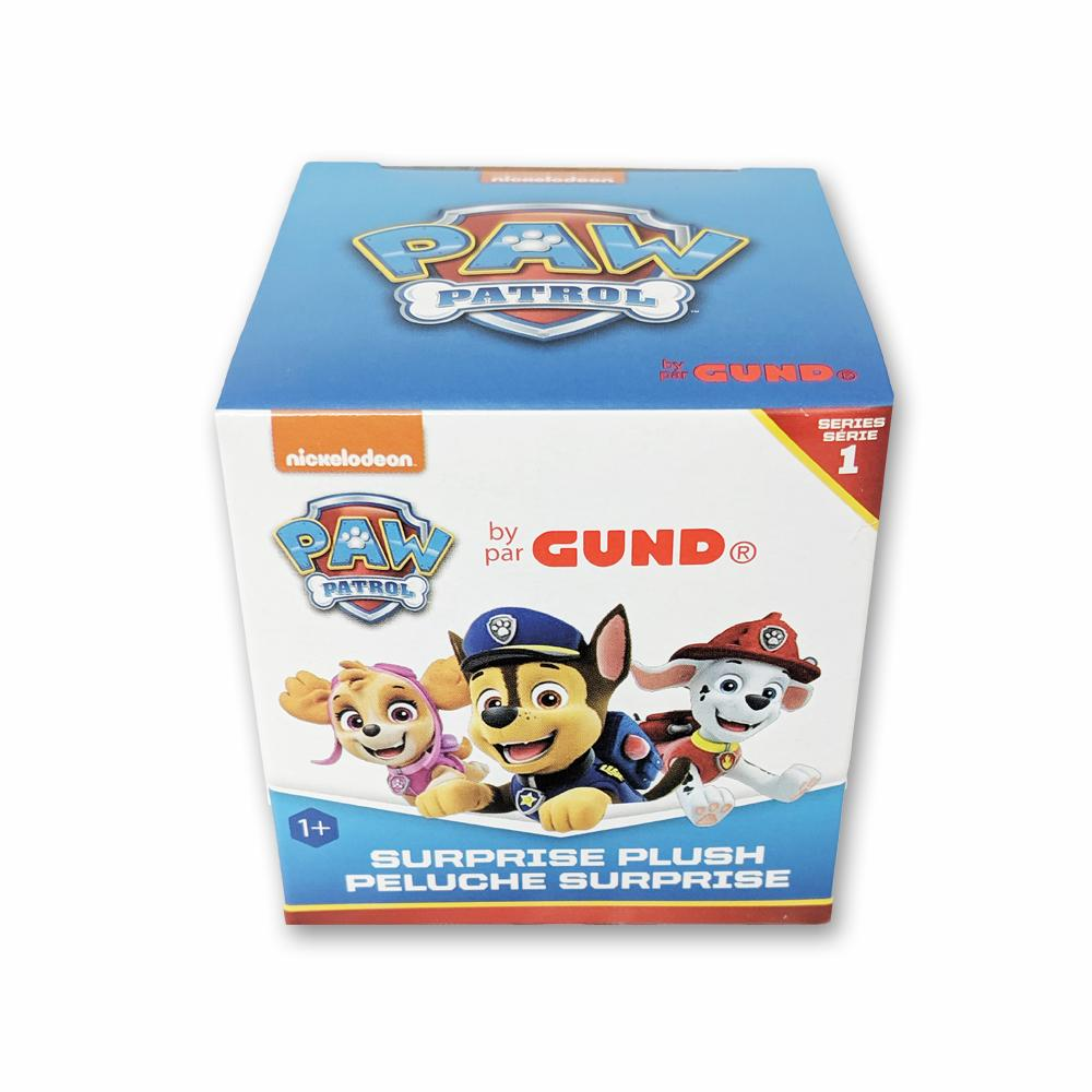 Gund PAW Patrol Series 1 Single Blind Box Plush Figure 6054344