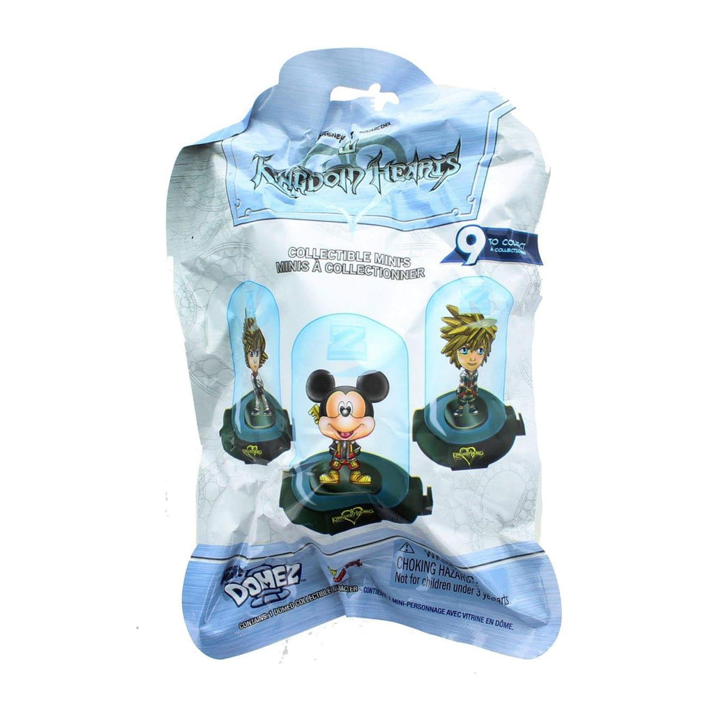 Kingdom Hearts Domez Blind Bag Mini Figure