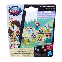 Blind Boxed Mystery Figures - Littlest Pet Shop Pet Hideouts Series 2 Blind Bag Figure