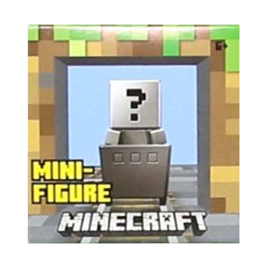 Minecraft Cart Series Blind Box Mini Figure