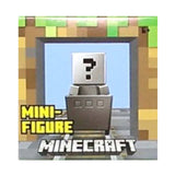 Blind Boxed Mystery Figures - Minecraft Cart Series Blind Box Mini Figure