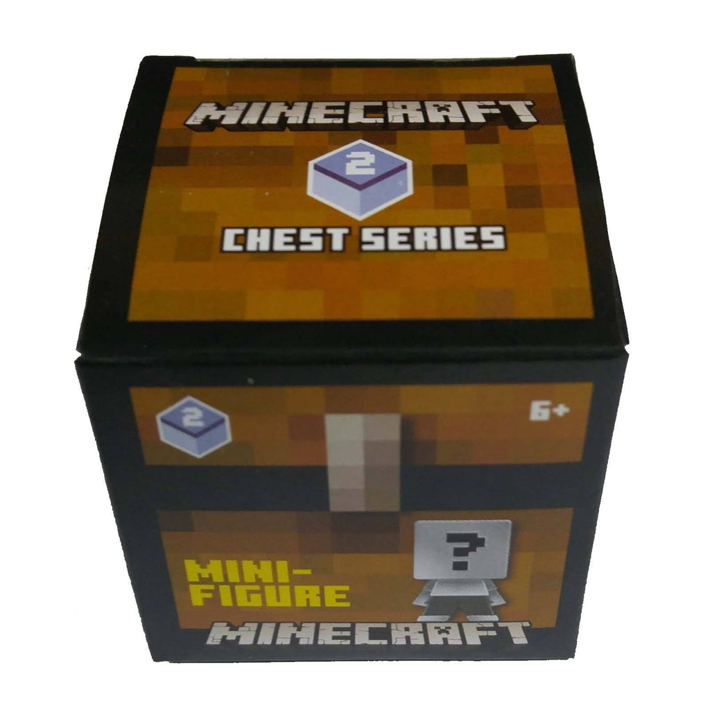 Minecraft Check Lane Chest Series 2 Blind Box Mini Figure